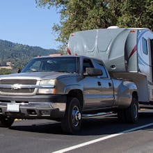 Towing Rv Trailers